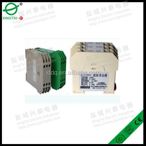 PT1000 DIN type Temperature Transmitter