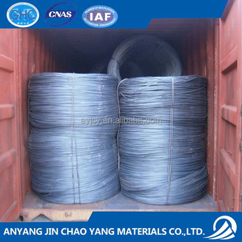 SAE1008B Low Carbon Steel Wire Rod