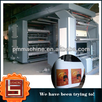 6 Color High Speed Screen Flexo Printing Machine TOP LIST