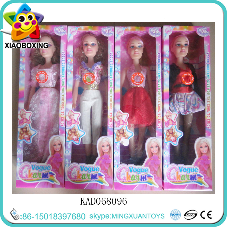 2016 New design creative silicone baby doll