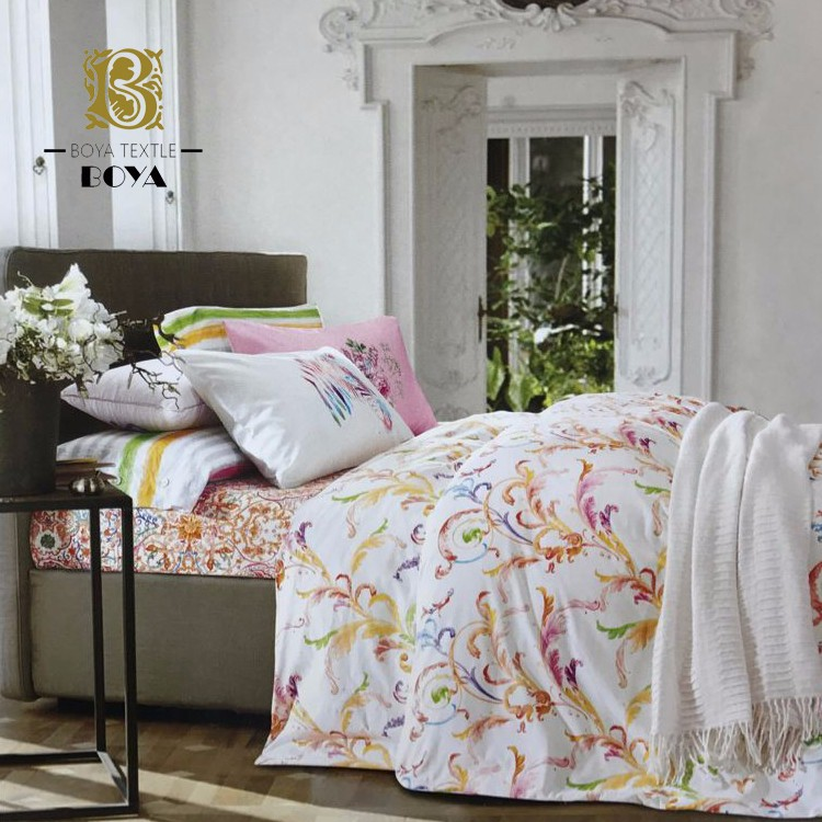 Wholesale Colourful Printed Holiday Bedding Sets