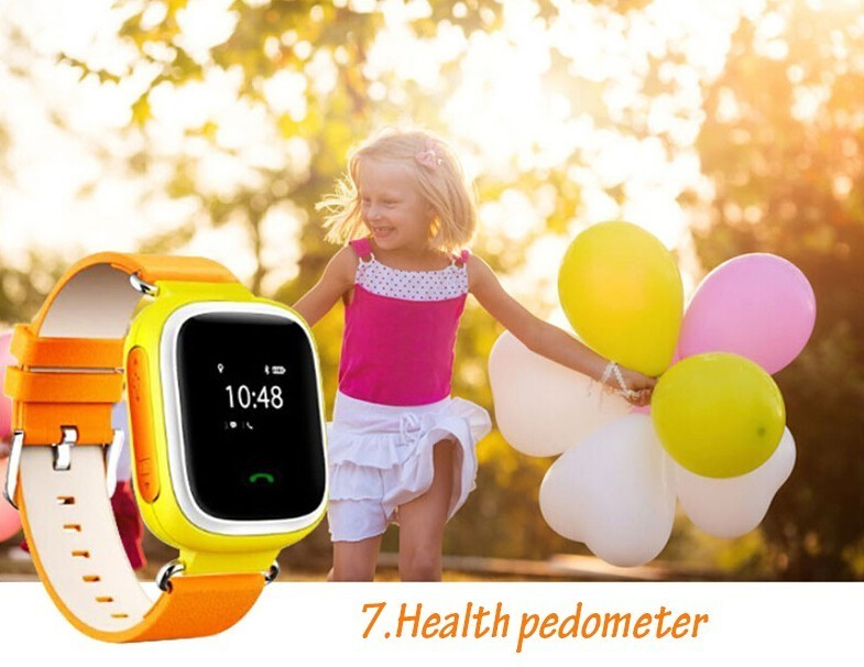 Hot Q60S Kid GPS Smart Watch Wristwatch SOS Call Location Finder Locator Device Tracker for Kid Safe Anti Lost Monitor Baby Gift