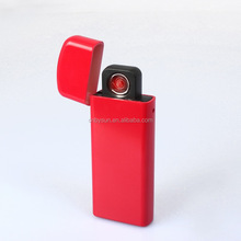 Wholesale cheap rechargeable electronic USB Lighter for promotional gift
