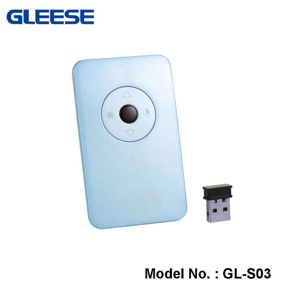 GLEESE OFN TECHNOLOGY Wireless USB PowerPoint PPT Presenter with Remote Control and Laser Pointer Pen