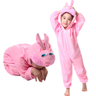 Halloween Party new customised woodland kids animal costumes
