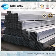 hollow sections /square hollow box section /pre galvanized square steel pipe steel hollow tube for building material