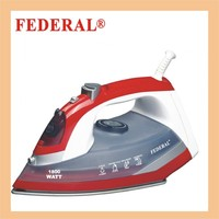 New Steam Iron Compact Steamer Steam Cleaner
