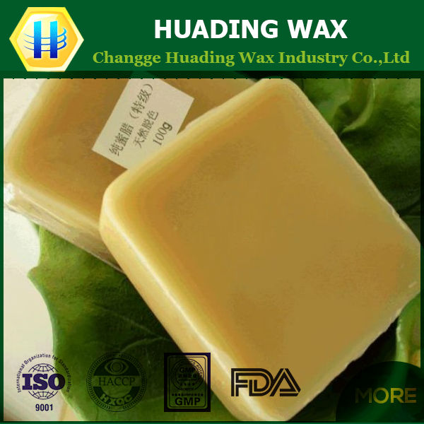 for cosmetics crude material beeswax