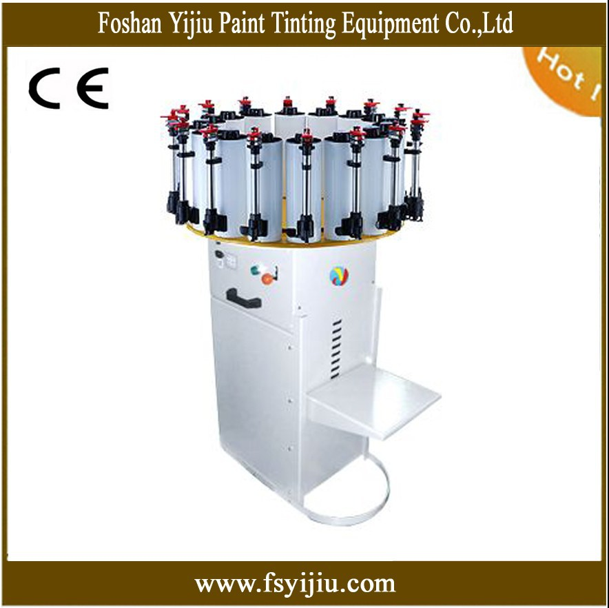 manual tinting paints equipment, ink dispenser