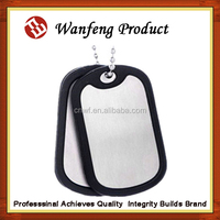 Cheap Classical Customized Casting Dog Sex Eu Dog Tag with Silicone Factory Supply