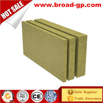 Rock mineral wool board soundproof insulation buy rock for Mineral wool board insulation price