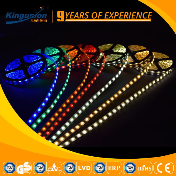 RGBW colorful high voltage led strip lighting ip68 led flexible strip with CE