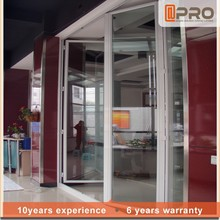useful aluminium folding door folding glass door folding door on sale