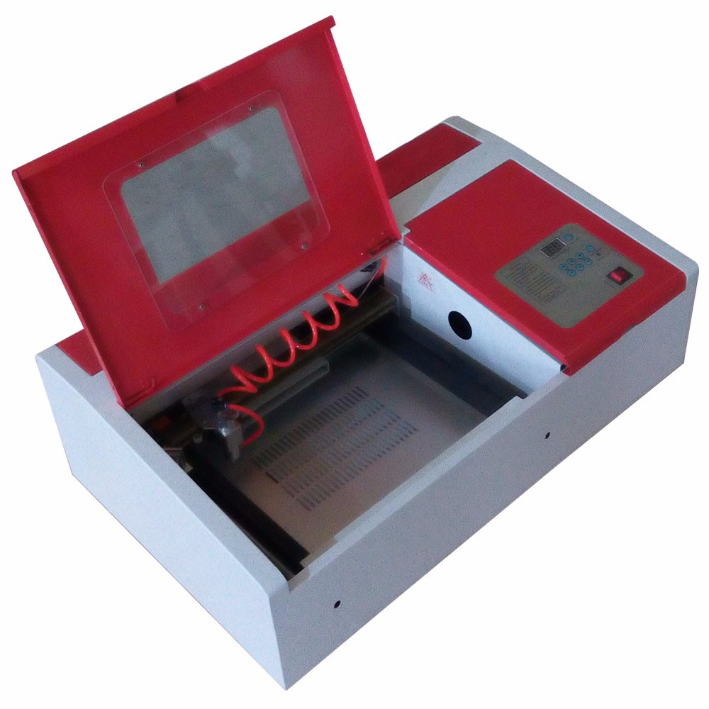 mini laser engraver 40W cnc small laser cutting machine for hot sale