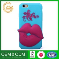 Customized Logo And Color Mobile Phone Case Low Price Eco-Friendly 3D Silicone Phone Case For Iphone/Samsung/Others