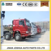 china sinotruck 6x4 howo tractor truck for sale/scania tractor head