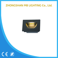 IP65 outdoor decorative led wall light