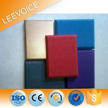 Heat Resistant Fabric Acoustical Panel Soundproof Material