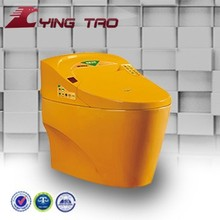 Creative new design types water closet guangdong china toilet concealed cistern