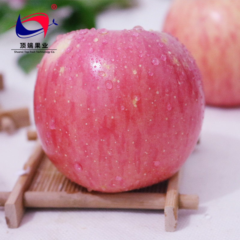 Luochuan Fuji crystal apples healthy fuji apple recipes to be rich