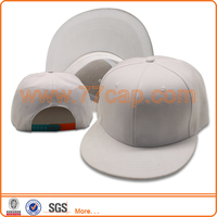 2016 Custom Fashion 6 Panel Children Kids Korean Plain Snapback Hats Snapback Hats No Logo