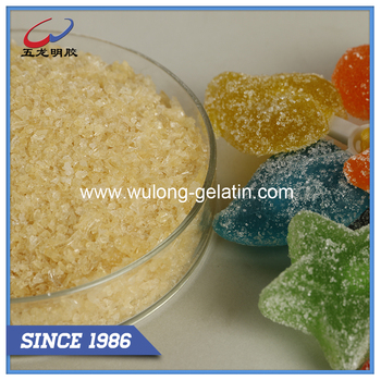 edible gelatin bovine 180 bloom