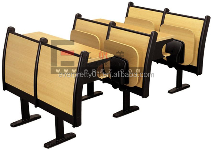 College School Furniture Lecture Hall Desk Chair College Study Desk Chair