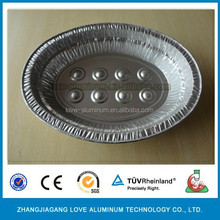 Cheapest Disposable aluminum foil rosating turkey tray
