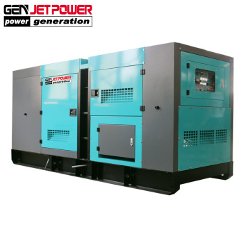 Silent Power Plant 620kva diesel generator 500kw brushless genset for sale price