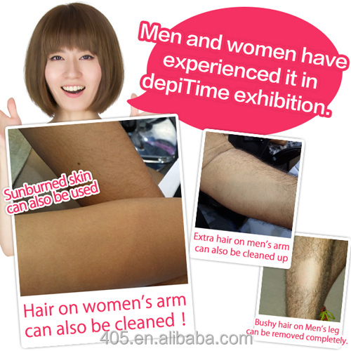 depiTime epilators 2015 Newest techology Japan hot sell hair remover patent approve epilators for women as seen on TV