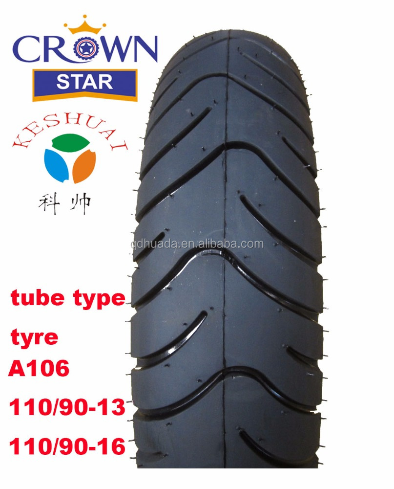 Top sale 110/90-13 A106 Motorcycle Tyre Off road Motocross Tires