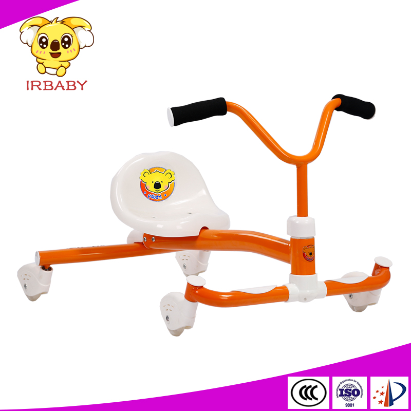 Hot selling Children Swing Car Ride On toys Eco-friendly baby swing twist car for sale factory price plasma car