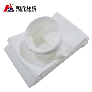 Filter Bags In Dust Collector For Waste Incineration polyester dust collector