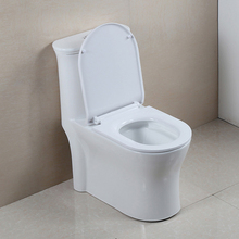 High Quality S-Trap Cyclone Flushing Small Toilet Basin