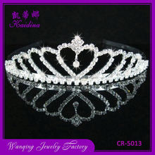 HOT sale many patterns beauty pageant crown