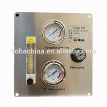 electromagnetic flow meter regulator