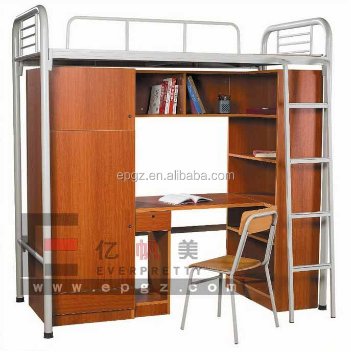 Heavy Duty Single Metal Bed Frame Design
