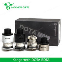 New Coming Cotton Reservoir 4ml Glass Tank Kangertech DOTA RDTA Cartomizer