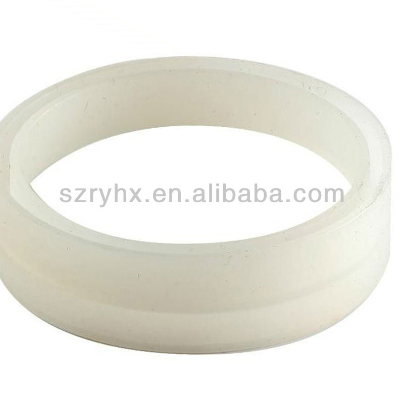 Cheap promotional bulk custom silicone finger rings