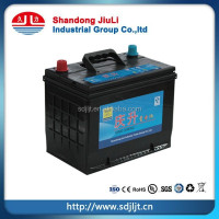65D26L Car Battery for starting 12v 65Ah