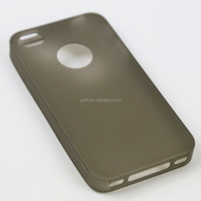 factories in guangzhou accessory for cell phone 4g 4s ultra-slim matte tpu case