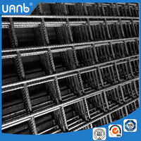 2016Hot construction reinforcing steel welded mesh