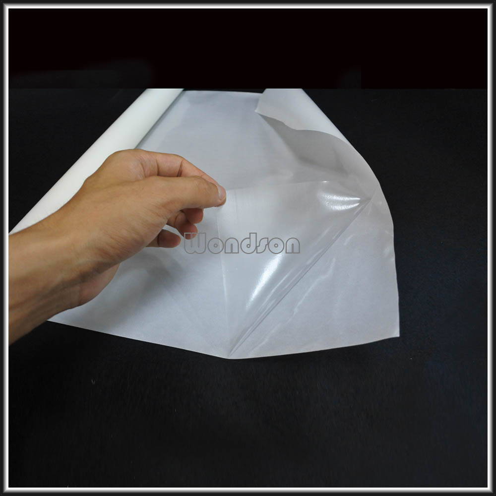 Garments Accessories PVC Glue Translucent Hot Melt Adhesive Film