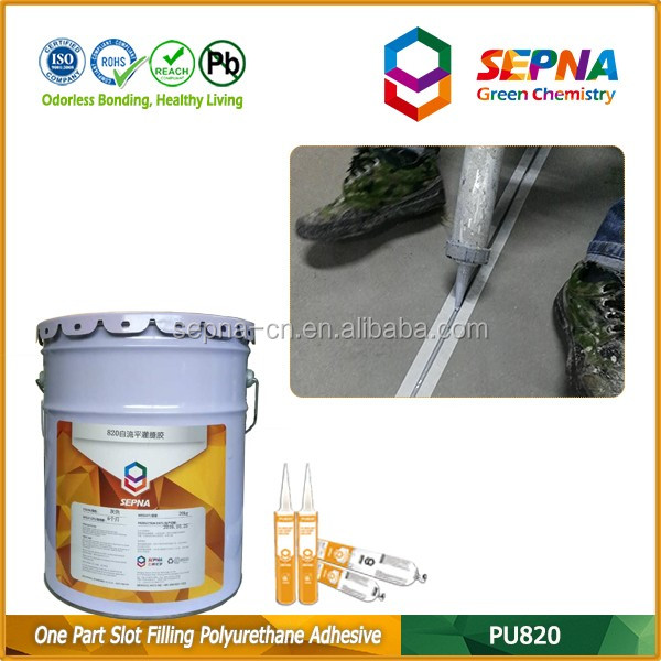 600ml Sausage Gun Grade Self Leveling Joint Sealant/Cold Applied Sealant/Construction PU Sealant