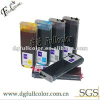 Refillable ink Cartridge for HP Designjet T710 printer