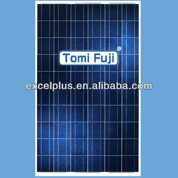 250w poly crystalline solar panel low price high quality with CE certificate