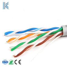 Factory Supplier 04 Bare Copper Cat 5e Lan Cable 305m Utp Cat5e Network Cable With Best Price