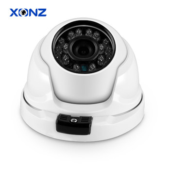 2018 Vandalproof IP Dome Camera 24 IR 200w Pixels IP Camera 12V Mini Wireless Camera