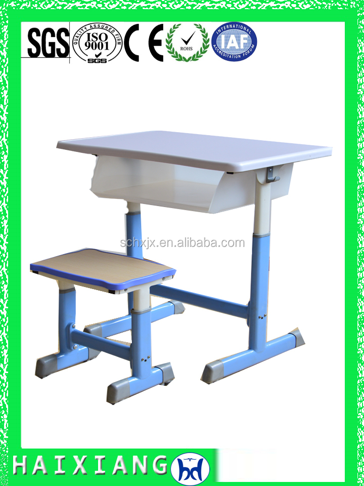 kids desk school furniture school desk and chair manufacturer HXZY065