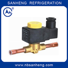 SH1068/4 High Frequency Solenoid Valve for Refrigerantion